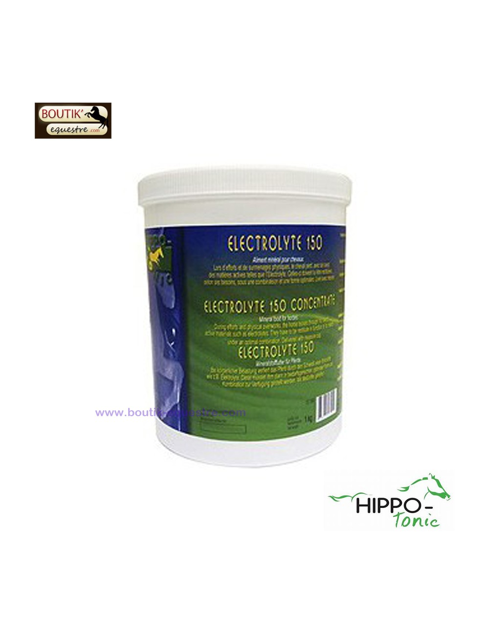 Complement electrolyte 150 Hippotonic