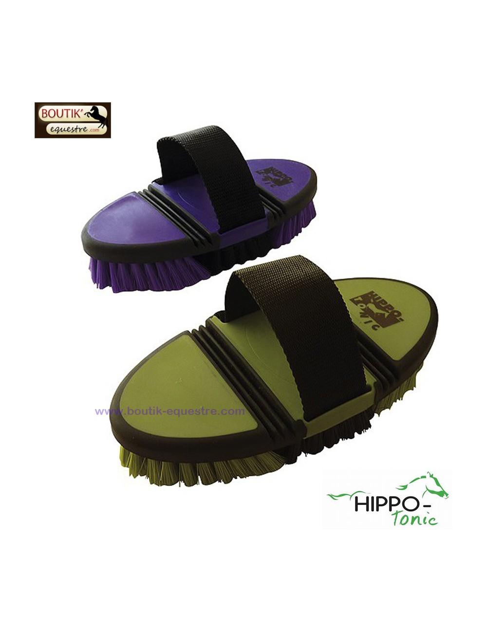 Brosse nylon flexible Hippotonic