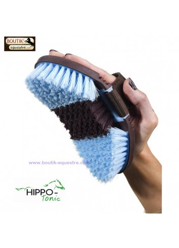 Brosse nylon flexible Hippotonic