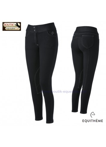 Pantalon EQUI THEME Pull On - marine