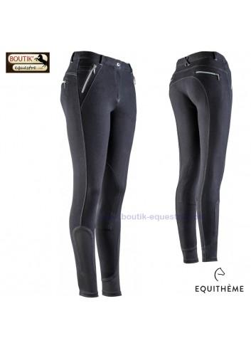 Pantalon Equi-thème Zipper femme