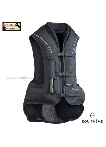Gilet de protection EQUI THEME AIR - noir