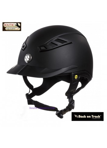 Casque Back on Track EQ3 Lynx - noir