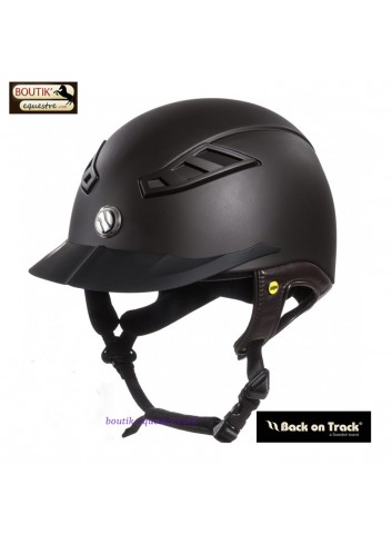 Casque Back on Track EQ3 Lynx - marron