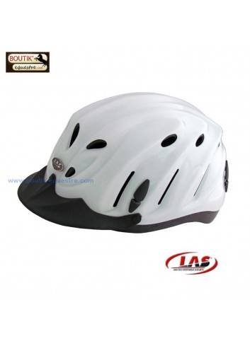 Casque LAS Anvil mix - blanc
