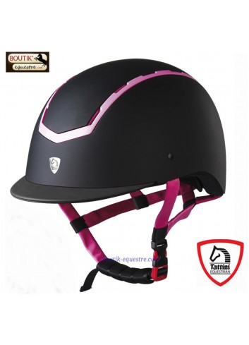 Casque TATTINI Inserts Polis - rose