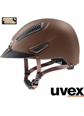 Casque Uvex Perfexxion II - marron