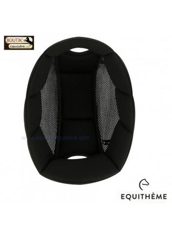 Doublure casque EQUI THEME Elegance - noir