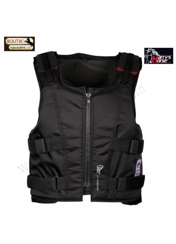 Gilet protection Harry s Horse jr - noir