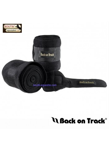 Bandes de polo Back on Track - noir