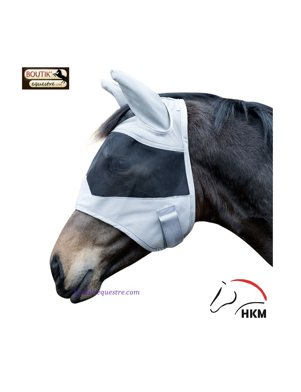 Masque anti mouches HKM mexico