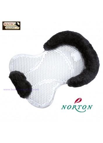 Amortisseur de dos NORTON - mouton noir