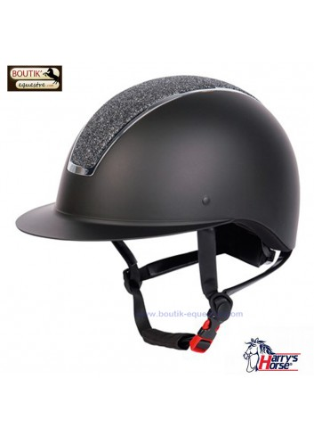 Casque Harry's Horse Royal - noir