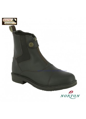 Boots NORTON Arles - havane