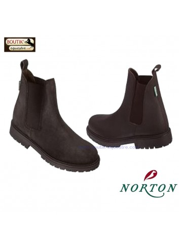 Boots Norton Camargue - brun