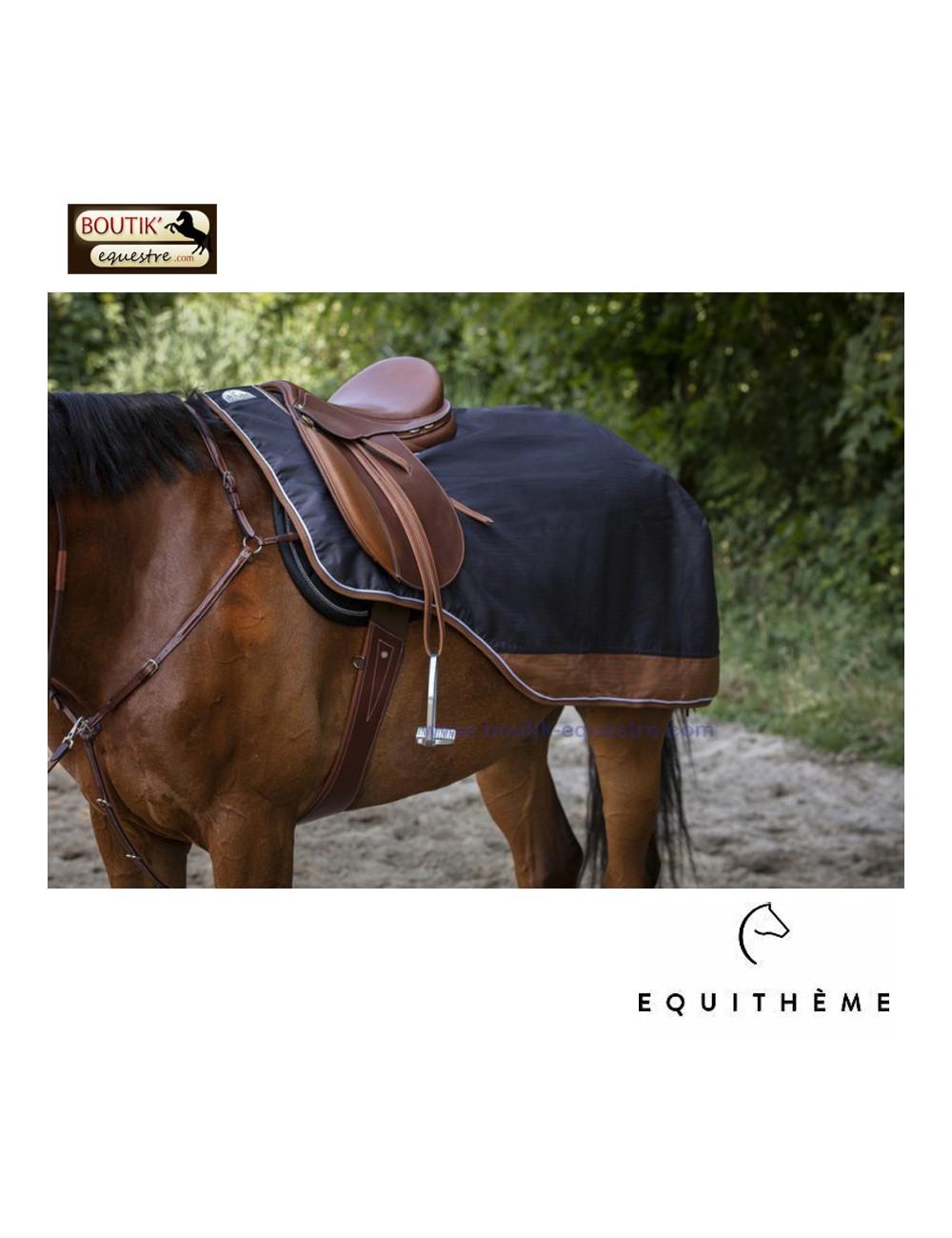 Couvre reins EQUITHEME TYREX 600D