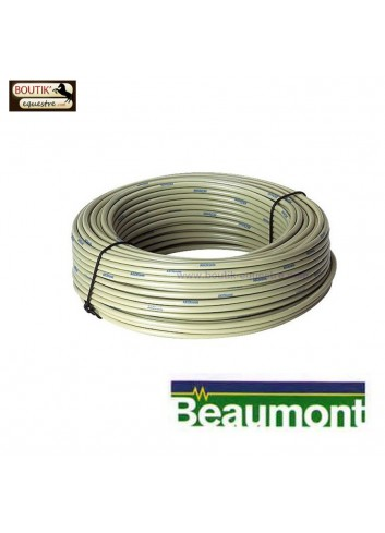 Cable Beaumont haute tension - beige