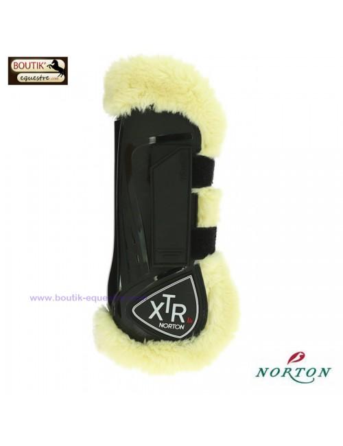 Guêtres NORTON XTR mouton synthétique