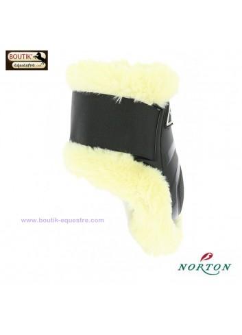 Protège-boulets NORTON XTR mouton synthétique