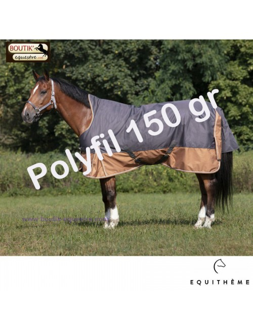 Couverture EQUITHEME Aisance High Neck 150gr