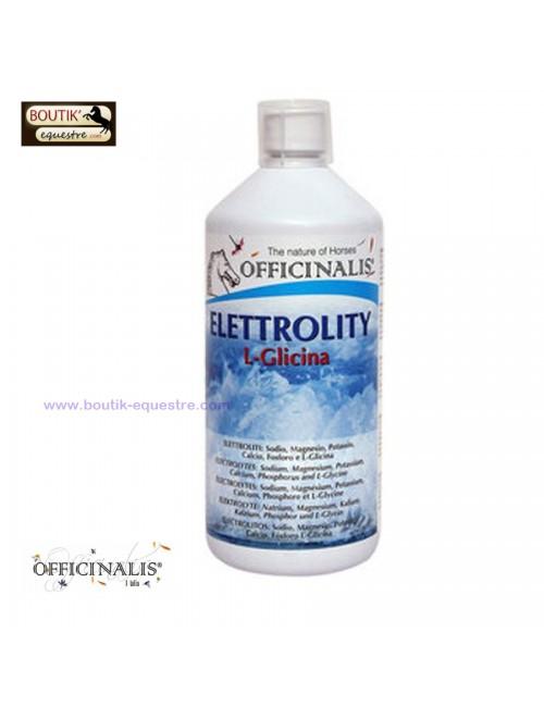 Elettrolity L Glicina Officinalis