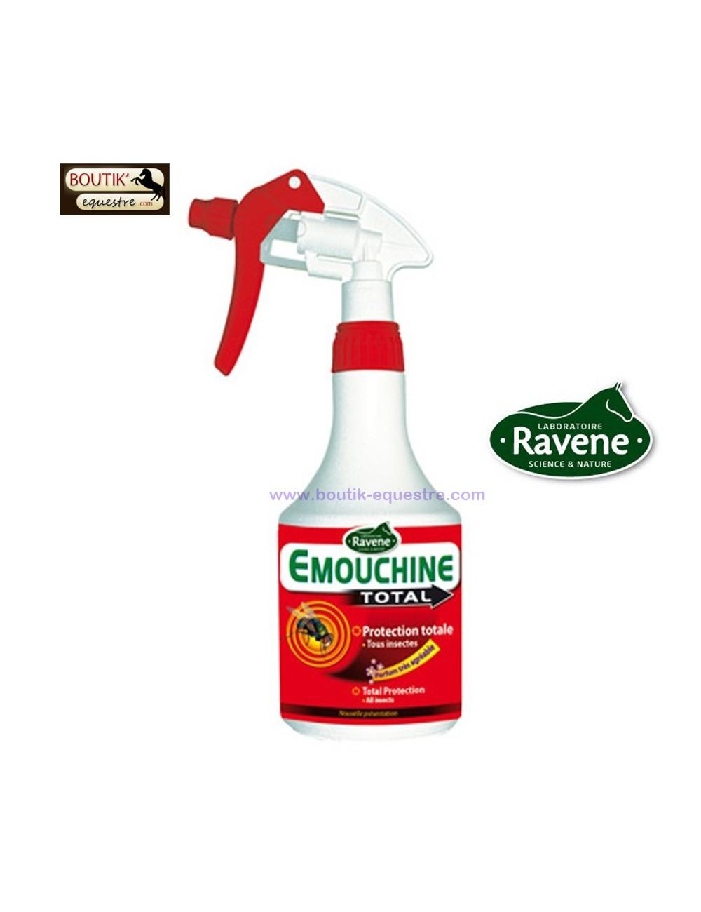 Emouchine Total RAVENE