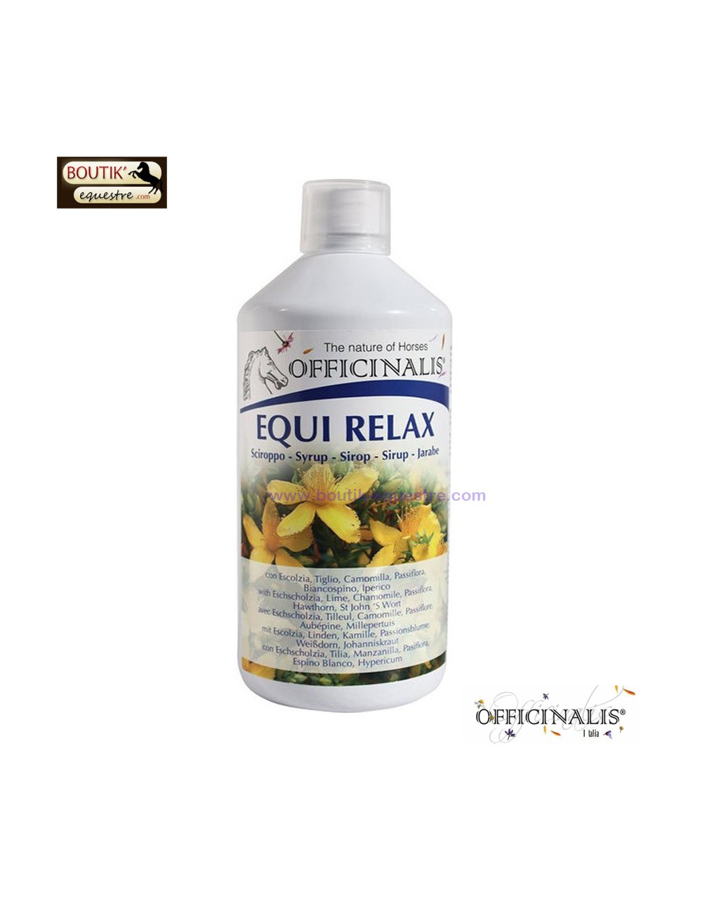 Equirelax Officinalis