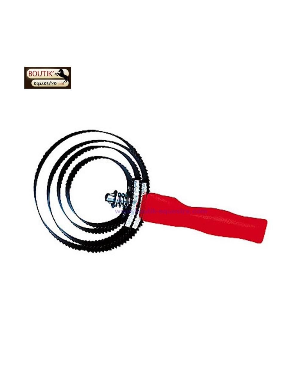 Etrille métallique ronde G M