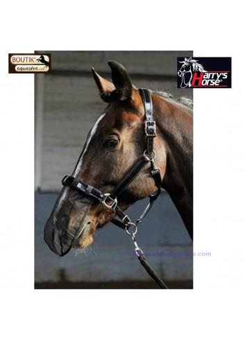 Filet pour naseaux Harry s Horse - noir