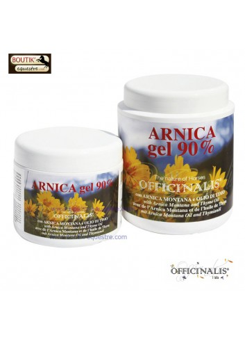 Gel Arnica 90% Officinalis