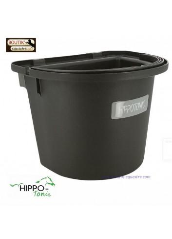 Mangeoire de porte HIPPOTONIC - noir