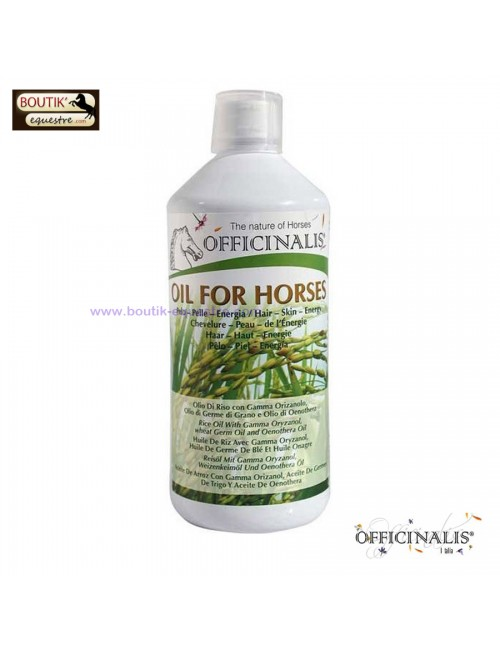 Oil For Horses Officinalis
