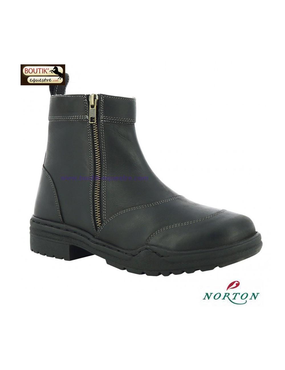 Boots Hiver NORTON Zipper