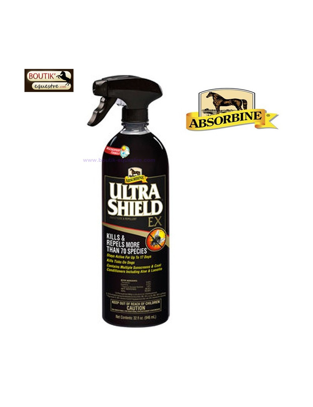 UltraShield Fly Absorbine
