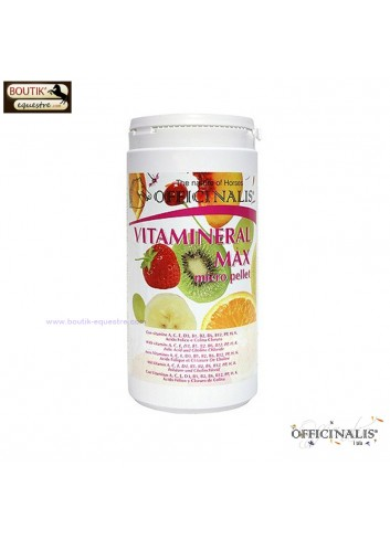 Vitamineral Max Officinalis