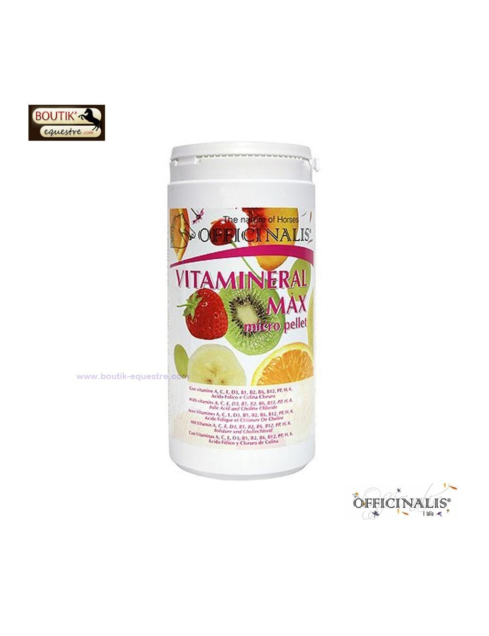 Vitamineral Max Officinalis