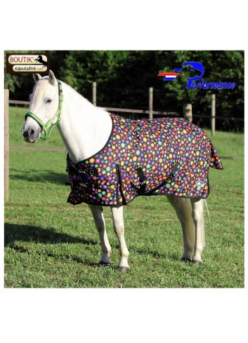 Couverture Exterieur Performance Poney