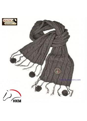 Echarpe HKM Milano - gris