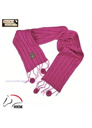 Echarpe HKM Milano - magenta