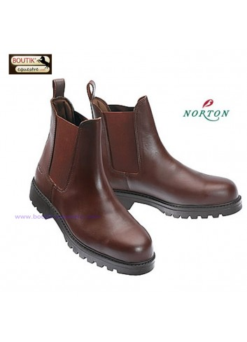 Boots NORTON Safety - brun
