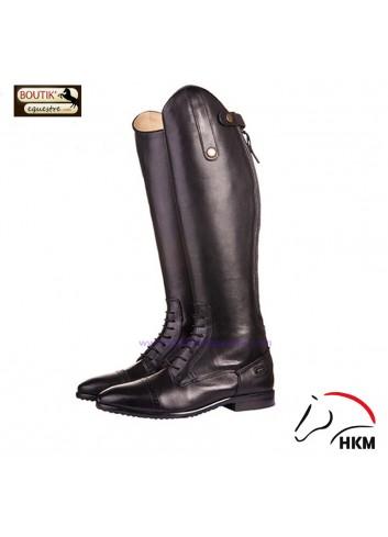 Bottes HKM Valencia Junior - noir