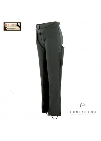 Chaps Equi theme Softshell - noir
