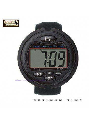 Chronometre Optimum Time - noir