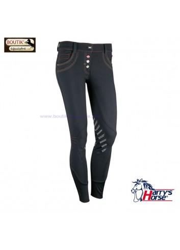 Pantalon jr harry s horse Rimini - noir