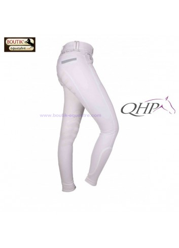 Pantalon QHP Regan - blanc