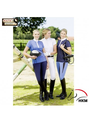 Polo concours HKM International