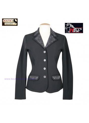 Veste concours Harry s Horse ST claire - noir