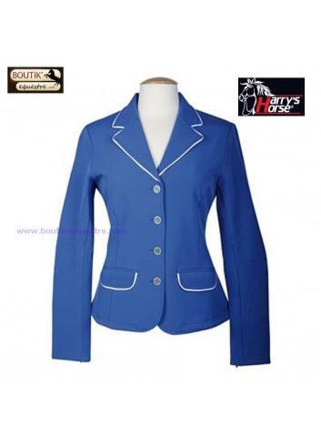 Veste concours Harry s Horse ST Tropez - bleu ciel