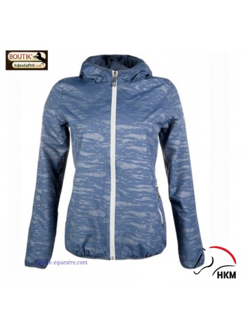 Veste HKM impermeable County