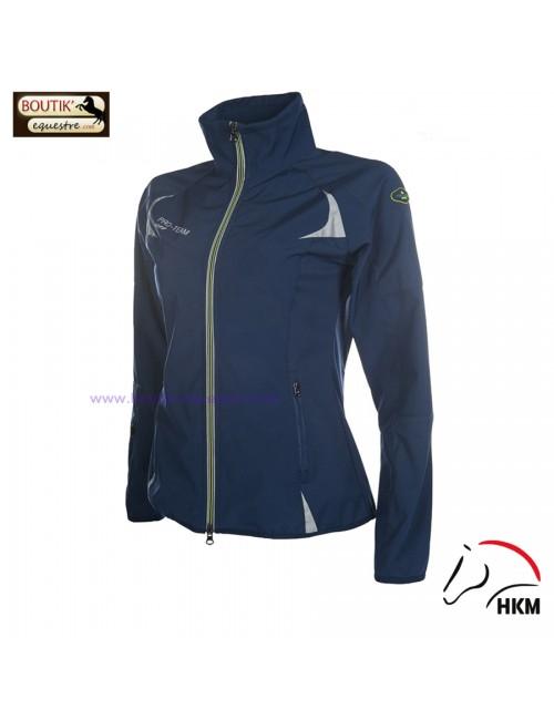 Veste HKM Neon Sports